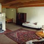 Pokoje w domku (panorama) – Gąski